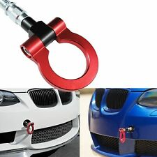 RED TOW HOOK FOR BMW E60 E63 E65 E46 E81 E30 E36 E90 E91 E92 E93 F10 F30 M3 M5 M