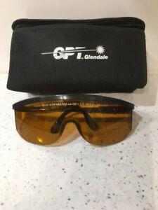 Glendale  Certified grade protective Laser glasses 532 KTP/1064 Nd-YAG