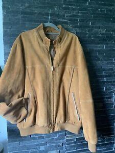 balmain Suede jacket Size Medium
