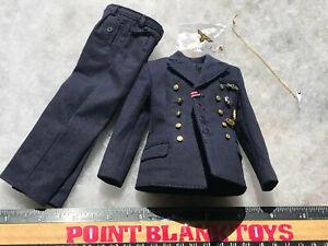 DID Uniform Set WWII German UBoat Stabsober Mechaniker Johann 1/6 Action Fig Toy
