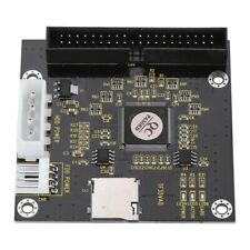 """3.5"""" 40Pin 40-Pin Male IDE To SD/SDHC/MMC memory Card SD to 3.5 IDE Adapter RH"""