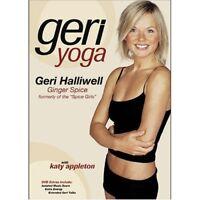 GERI YOGA WITH KATY APPLETON (2005) DVD- Brand New Fast Ship (OD-35819 / OD-109)