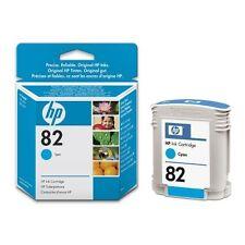 HP Ink Cartridge Nr. 82 Cyan Tintenpatrone