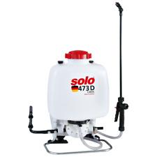SOLO 473 D SP Rückenspritze Membran 12 Liter Drucksprühgerät Sprühgerät Spritze