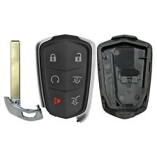 1 New Smart Prox Replacement Remote Key Case Shell 2015 2016 Cadillac Escalade