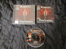 PS1 : KAGERO DECEPTION 2 - Completo ! Compatibile PS2 e PS3