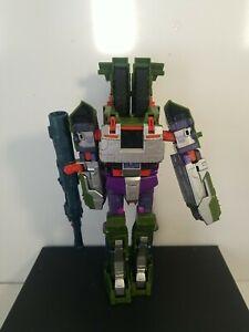 TRANSFORMERS Combiner Wars LEADER ARMADA MEGATRON No Head, For Parts/Repair