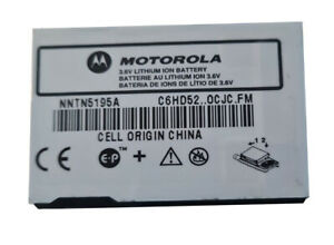 Original Internal Battery NNTN5195A For Motorola i830 i833 i836 Replacement OEM