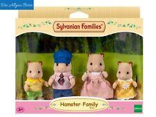 Sylvanian Families 3584 Hamster Familie Goldbacke 5121 Epoch Neu OVP