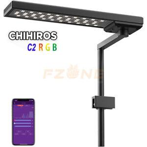 Chihiros C2 RGB Plant LED Light Mini Nano Aquarium Bluetooth Controller Lamp