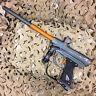 *USED* Proto Reflex Rail Electronic .68 Cal Paintball Gun Marker - Grey/Orange