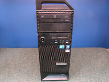 LENOVO THINKSTATION S20 TOWER PC XEON QUAD CORE 2.93GHz 12GB 500GB WINDOWS 7 PRO