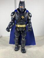 "Mattel Batman vs Superman 12"" Armored Batman Action Figure DC Comics Posable"