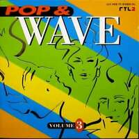 Various - Pop & Wave Volume 3 - Lots More Hits Fro CD - 3492