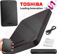 "DISCO DURO 2000GB TOSHIBA CANVIO BASICS USB 3.0 PORTABLE 2.5"" 2TB 2 TB HDD"