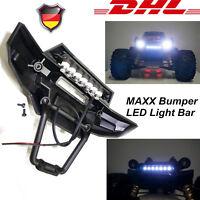 1//10 RC Crawler Auto LED Lampe Dach Licht Haken Schäkel Schleppkette für