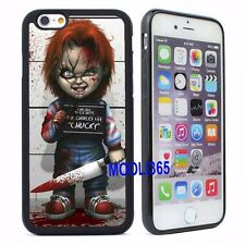 Chucky Scary Doll Back Case Cover for iPhone 5 5S 6 6S 7 Plus &Samsung Galaxy S7