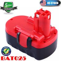 NEW 18Volt 2.0Ah For Bosch BAT025 BAT026 BAT160 BAT180 BAT181 BAT189 18V Battery