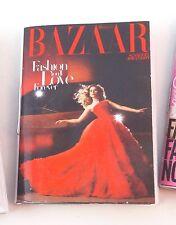 """Harper's Bazaar with Scarlett Johansson mini-magazine for FR, Barbie, 12"""" dolls"""