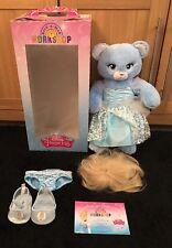 Authentic limited edition Disney Princess Cinderella build a bear very rare