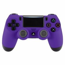 New Sony Playstation Dualshock PS4 Wireless Controller Custom Soft Touch Purple