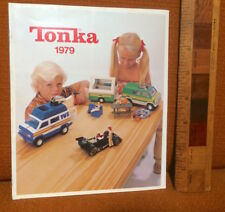 VINTAGE 1979 TONKA TIN TOYS AUSSIE MITES TINY MIDI MINI MIGHTY CATALOGUE EXC-NM!