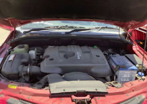 ssangyong actyon sports DSI 6 speed automatic gearbox,transmission 2.0 t/diesel