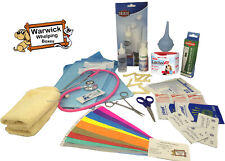 Full Whelping Kit with 250g Lactol Puppy Milk Dog Deluxe Guides, Feeding Bottle