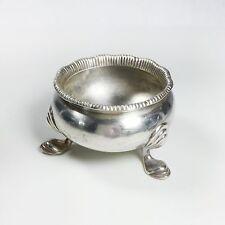 1800s J.E. CALDWELL Philadelphia - Sterling Silver - George III Open Salt Cellar