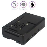 DIY ABS Enclosure Case Shell Housing for Raspberry Pi 4B Protective Cover UK