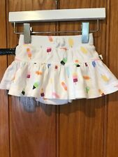 Baby Gap Lovely Girls Skirt Skort Age 3-6 Months Excellent Condition