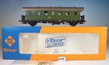 Roco H0 44201 Personenwagen Bie 2.Klasse 2-achsig der DB KKK NEM OVP #6102