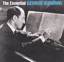 The Essential George Gershwin by Gershwin (CD, Jan-2003, 2 Discs, Legacy) Sealed