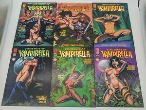 Vengeance of Vampirella #19-#24 NM- Full Run HOT COVERS Harris Comics 1996