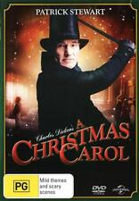 A Christmas Carol (1999)  - DVD - NEW Region 4, 2