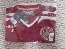 Hearts Football Shirt 07/08 Home Umbro XL Adult BNWT RRP £40