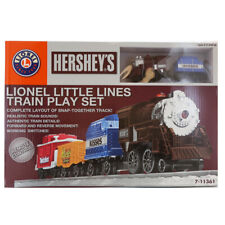 Lionel Little Lines Hershey's Train Set- Imperfect Box
