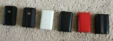 Battery Packs + Charger Cable Microsoft Xbox 360 Wireless Controller for parts