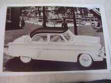 1954 FORD CANADIAN METEOR     11 X 17  PHOTO /  PICTURE