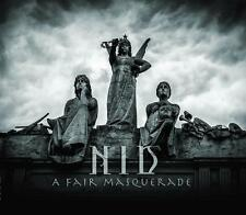NID - A Fair Masquerade CD OF THE WAND AND THE MOON Death in June Sonne Hagal