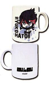 **Legit Cup** Kill La Kill SD Ryuko Authentic Anime Ceramic Coffee Mug #42702