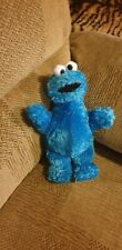 """Sesame Street Cookie Monster Plush Soft Toy Teddy Collectable 11"""""""