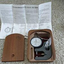 Chiarugi-Mitutoyo micrometer for finished reeds or cane