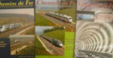 revue AFAC LGV Est, 574,8 km/h, Cuba, Locomoyive-tender-fourgon, TGV POS et ICE