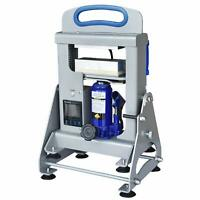 Dulytek DHP7 V3 All-In-One Rosin Press 7-Ton Force, Driptek Mount Stand Included