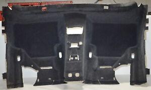BMW X1 E84 Floor Carpet Floor Rear Anthracite 2990493 Original