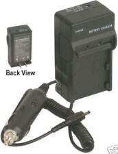 Charger for Canon PowerShot ELPH 170 IS, ELPH 190 IS, ELPH 180, SX420 IS,