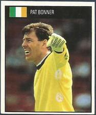 "ORBIS 1990 WORLD CUP COLLECTION-#169-EIRE & CELTIC-PAT ""PACKIE"" BONNER"