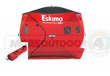 24105 NEW ESKIMO QUICKFISH 5I INSULATED ICE FISHING POP-UP SHELTER
