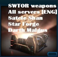 SWTOR Popular Weapons All servers [ENG] Star Wars